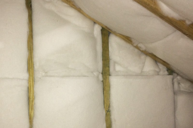 Polyester Roof Insulation