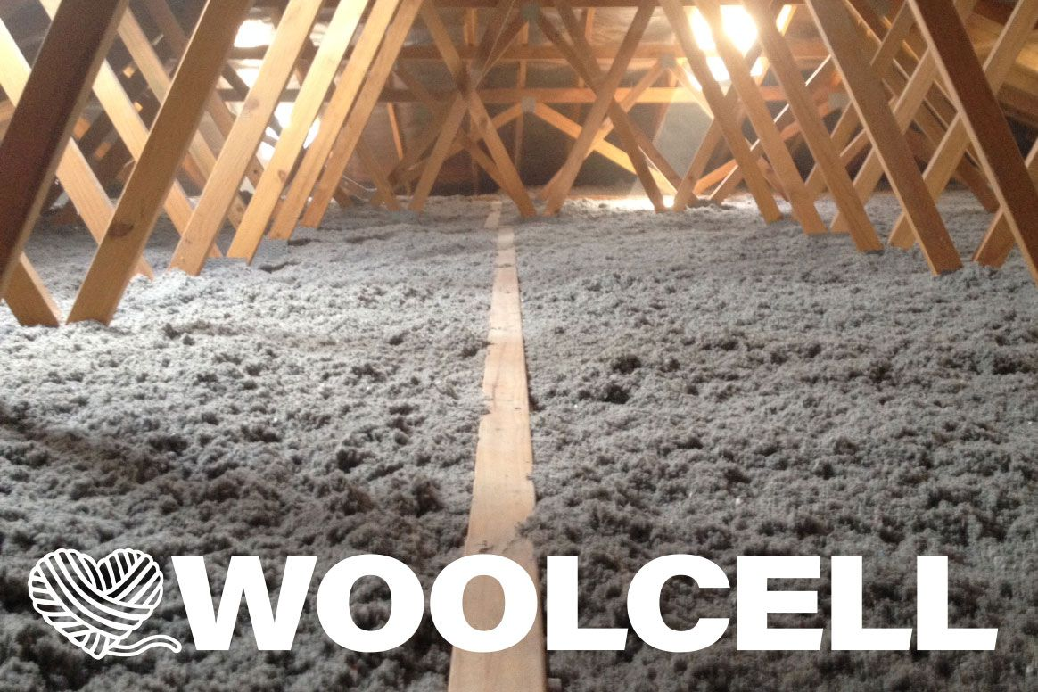Woolcell Roof Insulation